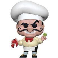 Funko Pop - Chef Louis (Little Mermade) 567 בובת פופ בת הים הקטנה