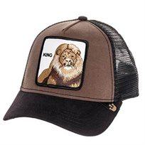 Goorin Bros כובע מצחייה King Brown