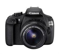 מצלמה רפלקס  EOS1200D 18-55 עם 18MP, צילום וידאו FULL-HD מבית Canon