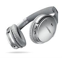 אוזניות אלחוטיות Bluetooth משתיקות רעשים דגם BOSE QC35