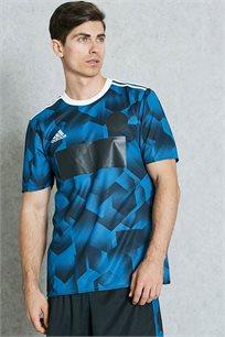 חולצת ספורט לגברים Tango Cage Jersey - כחול/שחור