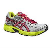 נעלי ספורט Asics לנשים דגם T4D6N-9319 בצבע אפור אדום