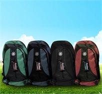 תיק גב 30 ליטר מבית ALASKA נוח במיוחד ומתאים למגוון פעילויות במבחר צבעים לבחירה