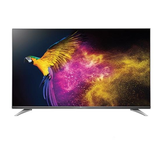 """55 SmartTV SlimLEDברזולוציית UHD 4Kעם פאנל IPS ואינדקס -  משלוח והתקנה חינם!"