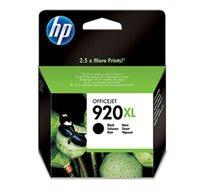 ראש דיו מקורי HP 920XL צבע שחור