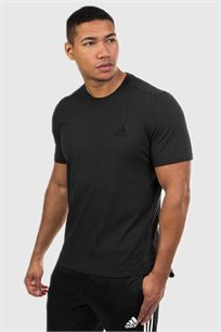 חולצת ספורט ADIDAS לגבר בצבע שחור