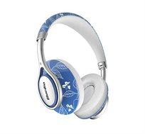 """אוזניות אלחוטיות מעוצבות Over Ear עם רמקולים 57 מ""""מ Bluedio A2"""