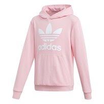 Adidas ילדות // Trefoil Hoodie Light Pink