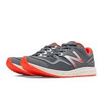 נעלי ריצה מקצועיות NEW BALANCE דגם M1980DSR לגבר בצבע אפור/כתום