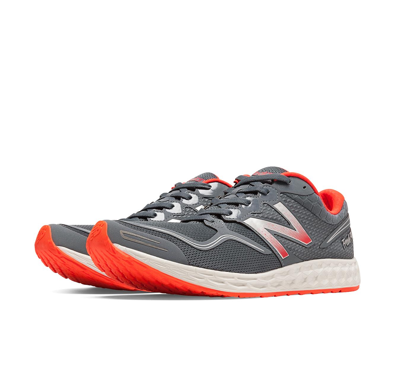 נעלי ריצה NEW BALANCE דגם M1980DSR לגבר - אפור/כתום