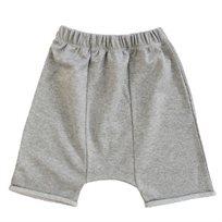 מכנסי No Biggie לילדים (12 חודשים-8 שנים) אפור