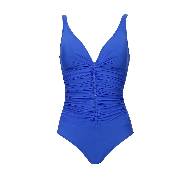 בגד ים שלם לנשים Turkiz - כחול