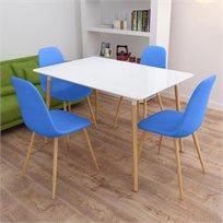 כסא מעוצב ומרופד לפינת האוכל