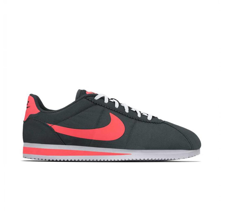 נעלים לגברים דגם CORTEZ - שחור אדום