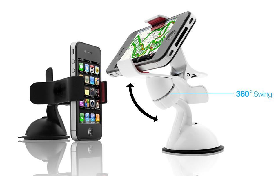 מעמד קליפס לרכב לכל סוגי הסמארטפונים וה-GPS