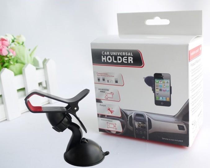 מעמד קליפס חדשני לרכב, המתאים לכל סוגי הסמארטפונים וה-GPS - משלוח חינם - תמונה 6