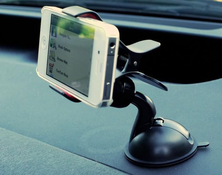 מעמד קליפס חדשני לרכב, המתאים לכל סוגי הסמארטפונים וה-GPS - משלוח חינם - תמונה 7