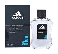 """בושם לגבר Ice Dive א.ד.ט 100 מ""""ל Adidas"""