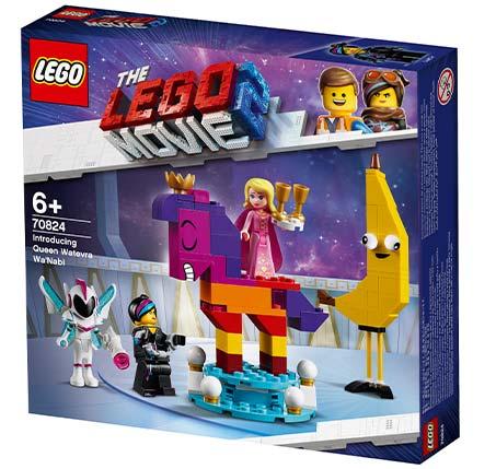 משחק הרכבה לילדים THE LEGO MOVIE 2 סדרה 3 LEGO