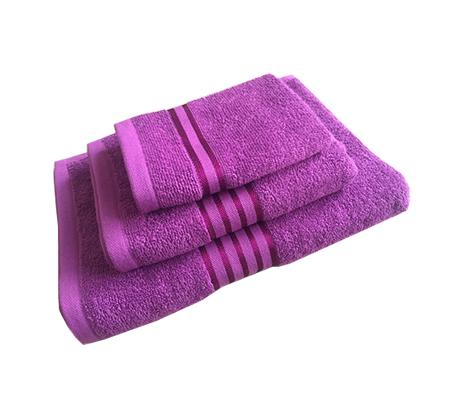 מארז הכולל 6 מגבות גוף לאמבטיה בגדלים שונים בגוונים לבחירה - תמונה 3