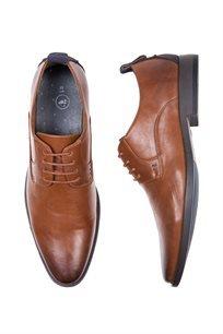 נעלי דרבי אלגנטיות מעור