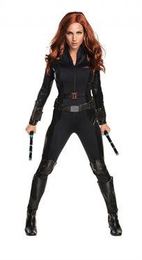אלמנה שחורה דלוקס נשים Black Widow