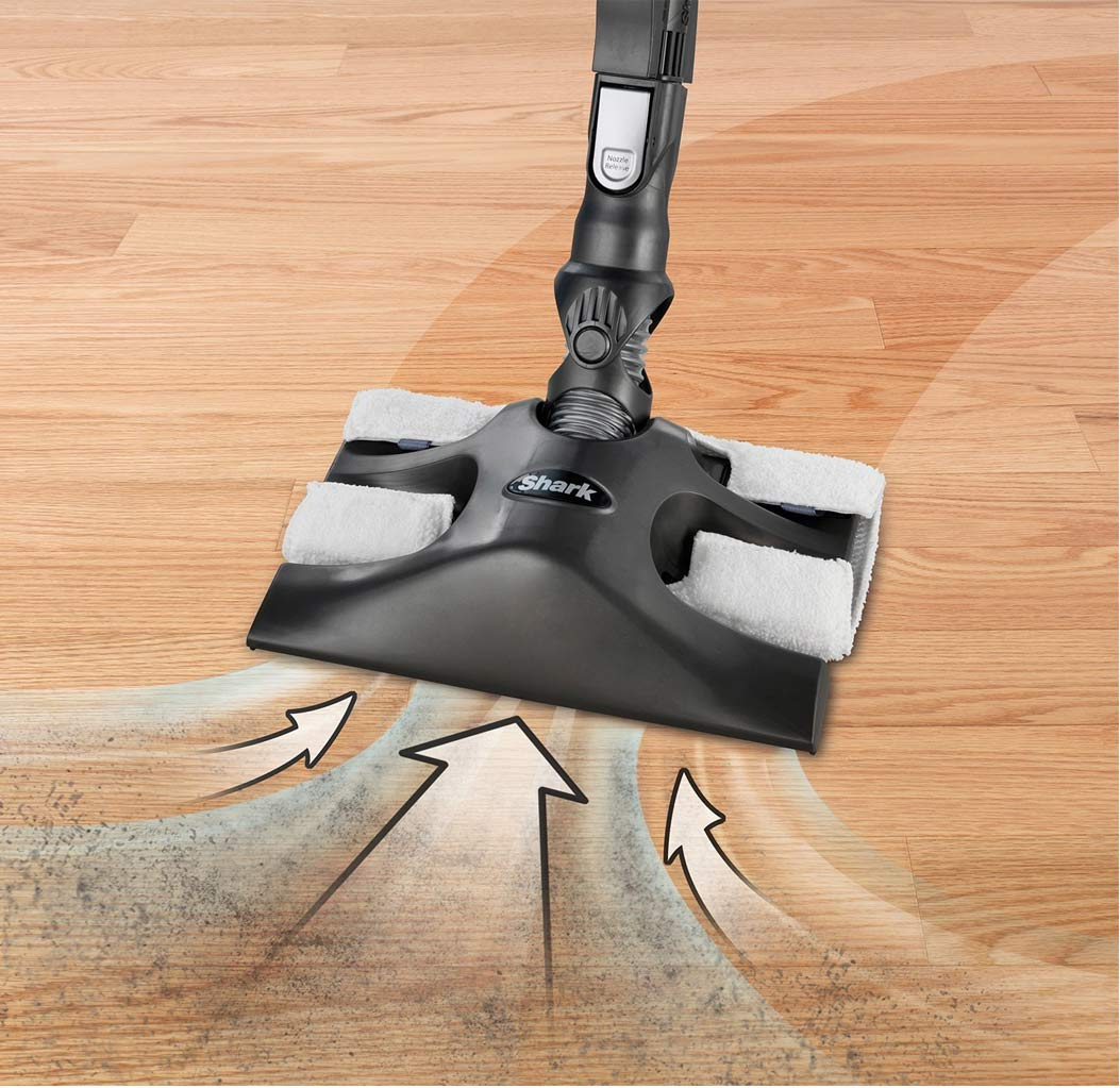 SHARK ROCKET השואב האולטרה קל היחידי אשר מנקה בכל מקום וכל משטח ופינה דגם HV300T מתצוגה - משלוח חינם - תמונה 4