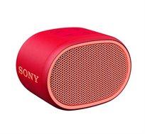 רמקול SONY אלחוטי Bluetooth עמיד במים דיבורית ומיקרופון סוללה עד 12 שעות דגם SRS-XB01 יבואן רשמי