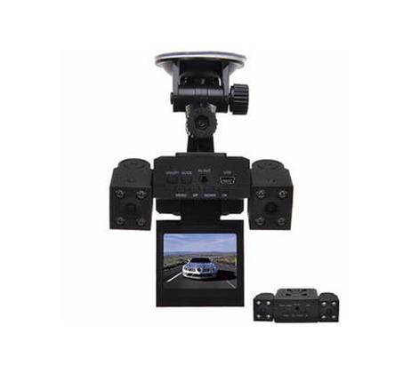 מצלמת דרך דו כיוונית לרכב
