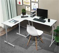 פינת עבודה למשרד או לחדר העבודה בדגמים לבחירה דגם סקרלט HOMAX