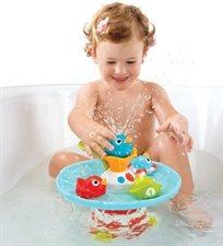 צעצוע אמבט מרוץ ברווזים מוזיקאלי