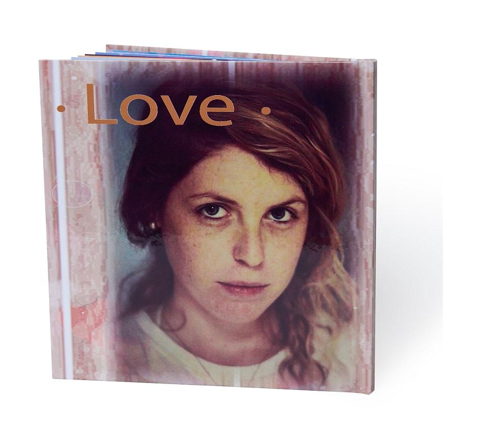אלבום מרובע 15X15 כרוך בכריכה קשה 32 עמודים  - תמונה 2