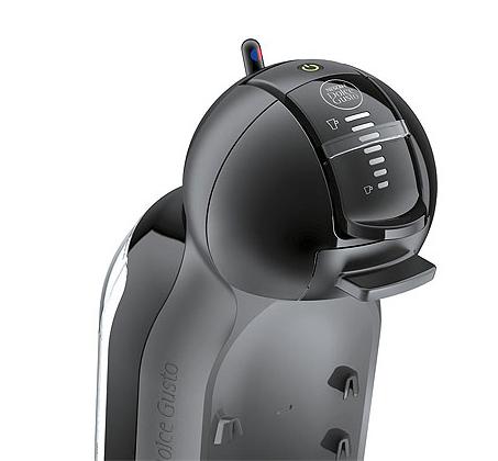 מכונת קפה Nescafe Dolce Gusto מבית DE'LONGHI דגם MINI ME EDG305.BG בצבע שחור/אפור  - משלוח חינם - תמונה 3