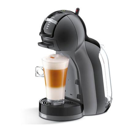 מכונת קפה Nescafe Dolce Gusto מבית DE'LONGHI דגם MINI ME EDG305.BG בצבע שחור/אפור  - משלוח חינם - תמונה 2