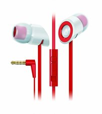 אוזניות ארגונומיות למוזיקה ושיחות Creative MA350 Red-White