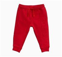 מכנסי טרנינג OVS לתינוקות וילדים - אדום