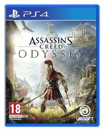 Assassins Creed Odyssey Ps4 אירופאי!