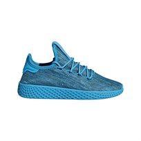 Adidas ילדים // Tennis Hu Bold Aqua / Chalk White