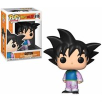 Funko Pop -Goten (Dragon Ball) 618  בובת פופ דרגון בול