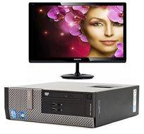 מחשב Dell מעבד i3 זיכרון 4GB ,יציאת HDMI ,כרטיס מסך Radeon HD 6350+מסך 22 מתנה!
