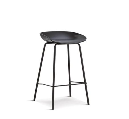 כסא בר מעוצב עם גובה מושב לבחירה