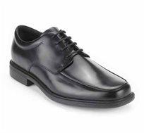 נעלי גברים אלגנטיות איכותיות ונוחות Rockport דגם Evander Black
