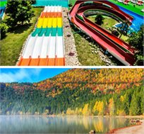 חבילת נופש כשרה ברומניה 7 לילות, טיסות, רכב+כניסה לפארק מים החל מכ-€742*