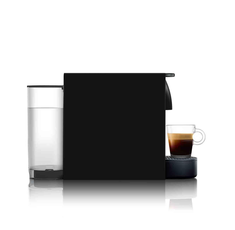 מכונת קפה Nespresso אסנזה מיני בצבע שחור מט  דגם C30 (מהדורה מוגבלת) - משלוח חינם - תמונה 2