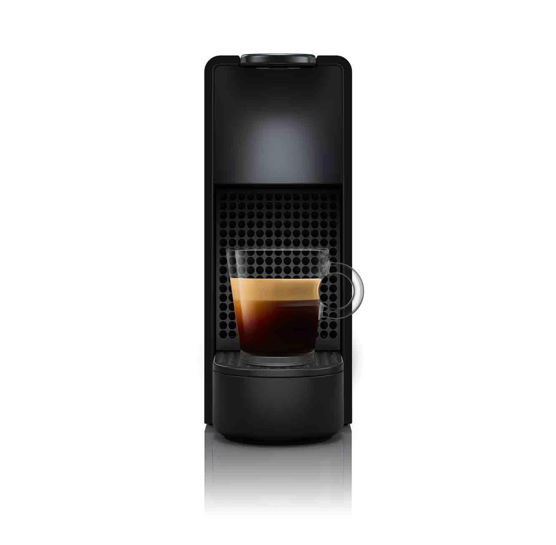 מכונת קפה Nespresso אסנזה מיני בצבע שחור מט  דגם C30 (מהדורה מוגבלת) - משלוח חינם - תמונה 4