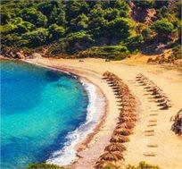 חופשה בסקיאטוס בקיץ ל-3-4 לילות במלון 4* KIVO ART & GOURMENT החל מכ-$469*