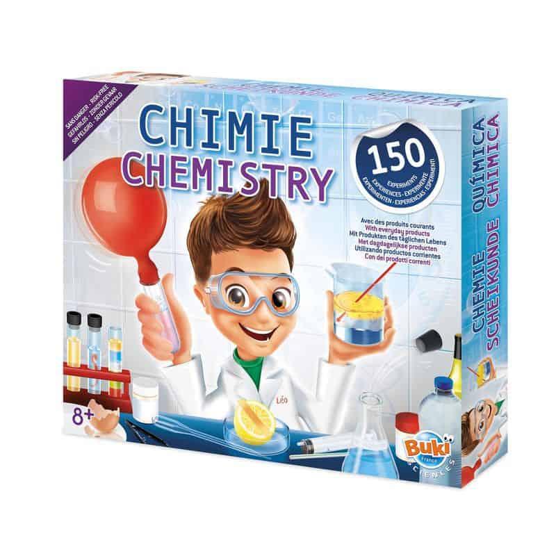 מעבדת כימיה 150 מבית בוקי, צרפת