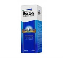 "תמיסה לעדשות Boston Conditioning לעדשות מגע קשות Bausch & Lomb מכיל 120 מ""ל"