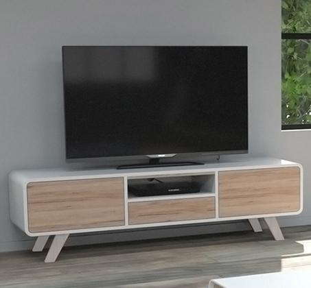 מזנון טלויזיה מודרני ומעוצב דגם AMIR