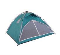 אוהל ל-4 אנשים בעל פתיחה מהירה לקמפינג